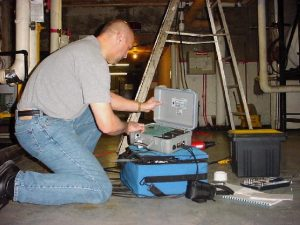 Troubleshooting fan coil system