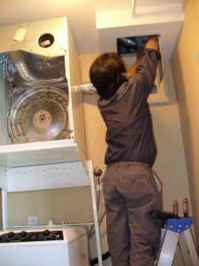 Dryer exhaust service