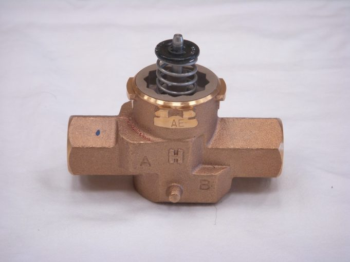 Honeywell 2 way valve body