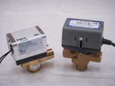 Erie Actuators and Valve bodies