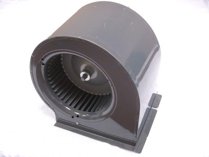 Fan coil fan blower