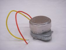Erie motorized control valve motor